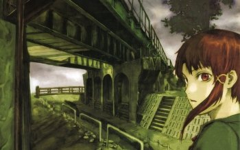 Anime - Serial Experiments Lain Wallpapers and Backgrounds ID : 73557