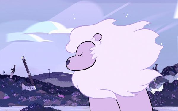 TV Show Steven Universe Lion HD Wallpaper | Background Image