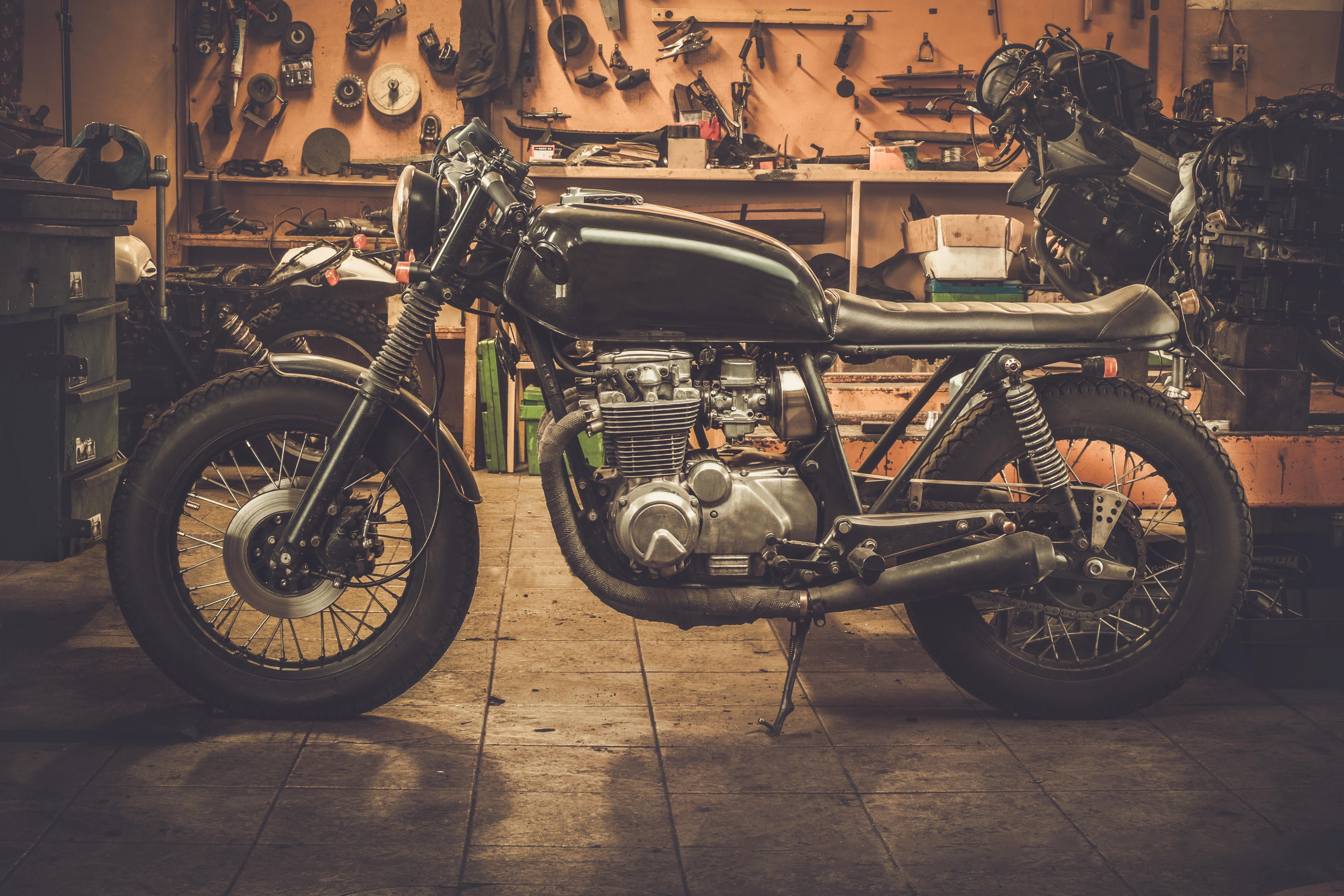 Motorcycle 4k Ultra HD Wallpaper   Background Image ...