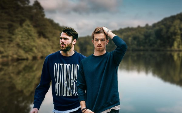 Music The Chainsmokers DJ HD Wallpaper | Background Image