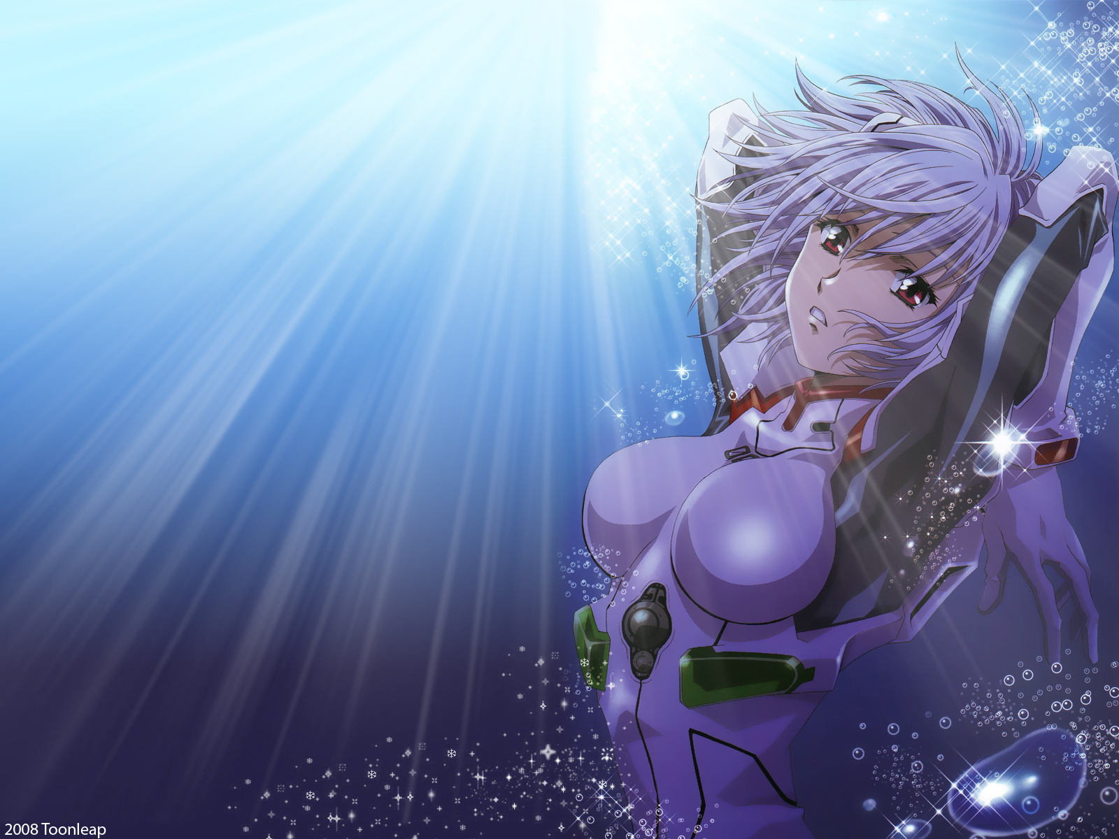 Anime - Neon Genesis Evangelion  - Rei - Japan Wallpaper