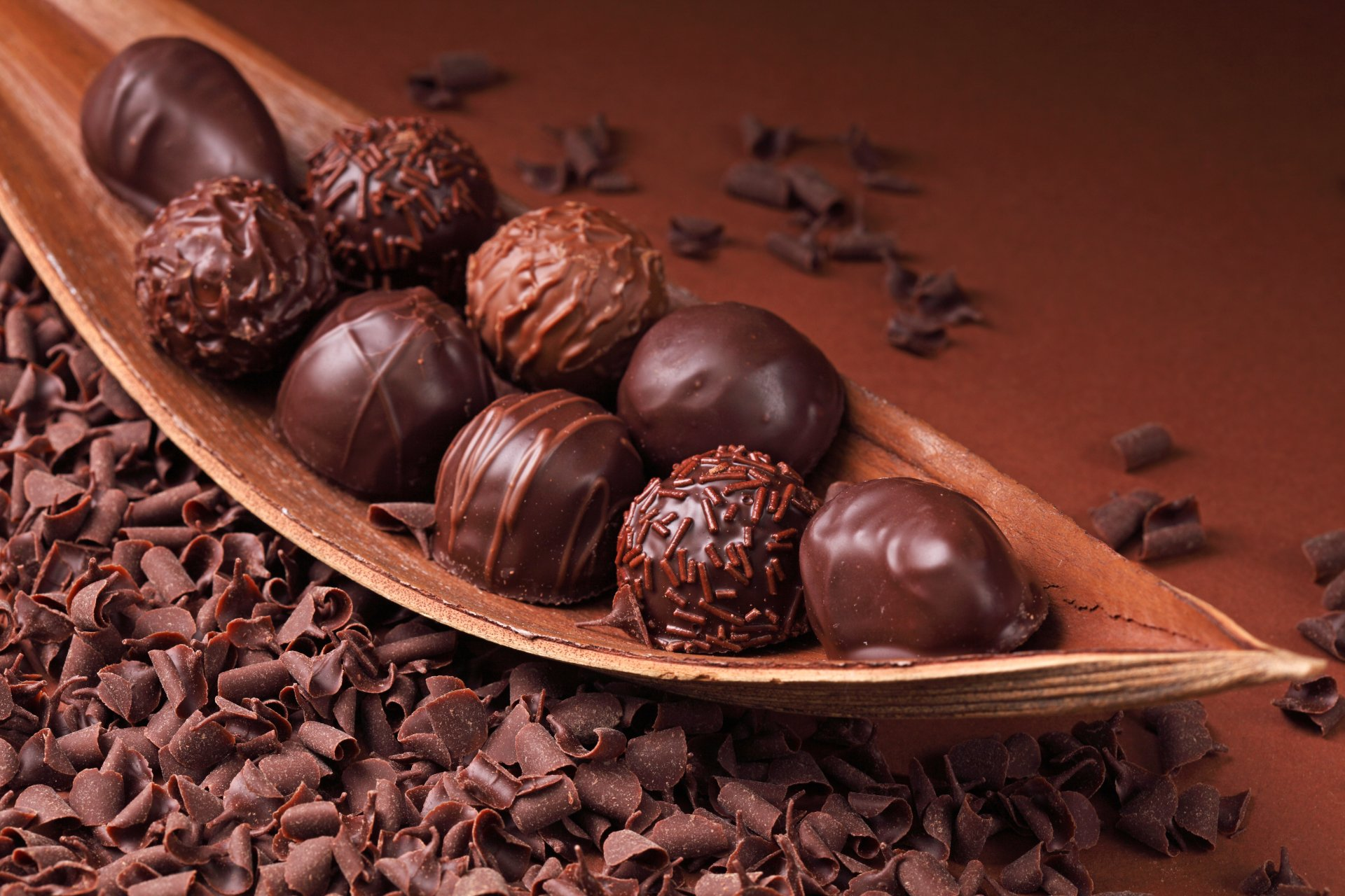Food - Chocolate  Sweets Wallpaper
