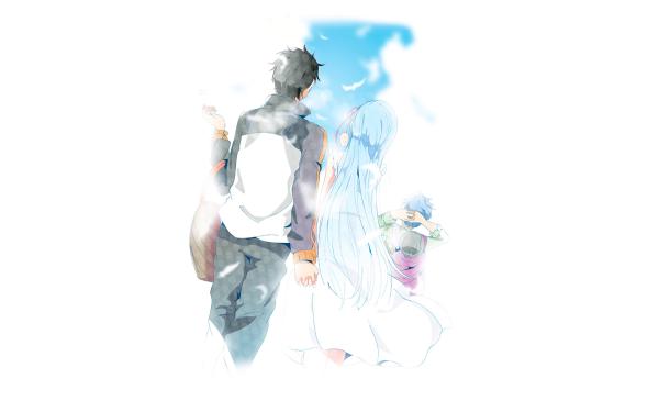 Anime Re:ZERO -Starting Life in Another World- Rem Subaru Natsuki HD Wallpaper   Background Image