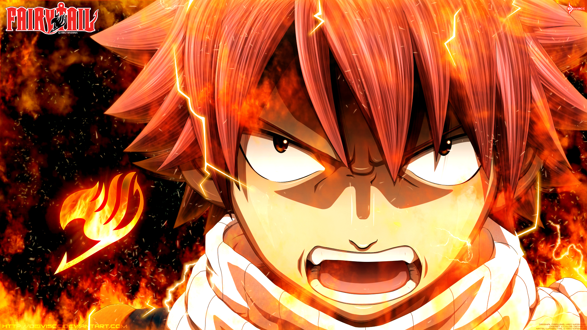 Fairy Tail Full HD Wallpaper and Background 1920x1080 ID738117