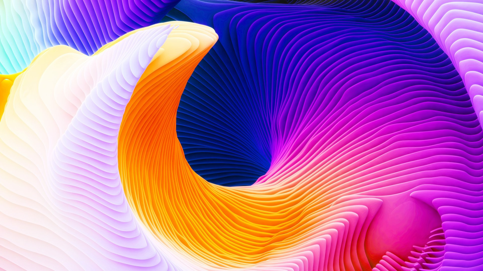Abstract - Colors  Wallpaper