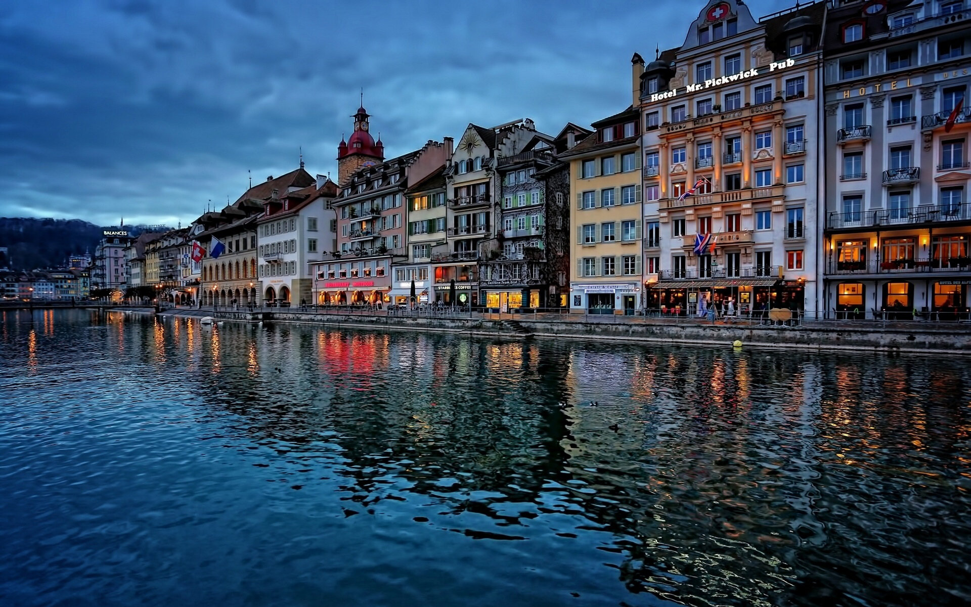lucerne, switzerland full hd wallpaper and background image