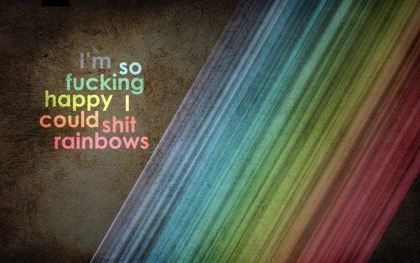 Humor Andere Colorful Regenbogen HD Wallpaper | Hintergrund