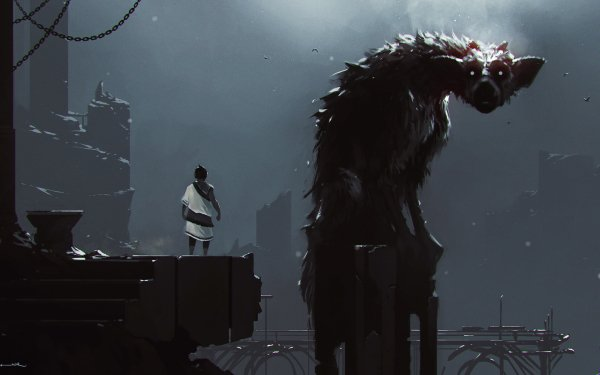 Video Game The Last Guardian HD Wallpaper   Background Image