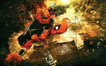 Comics - Deadpool Wallpapers and Backgrounds ID : 74495