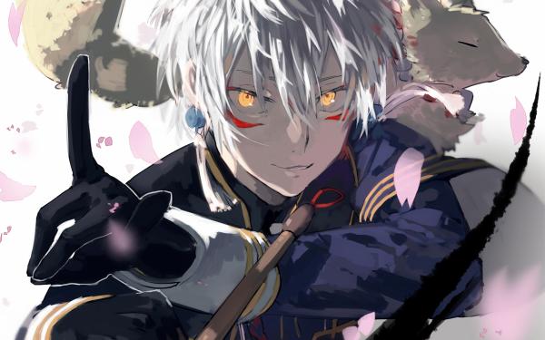 Anime Touken Ranbu HD Wallpaper | Background Image