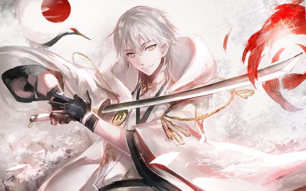 Anime Touken Ranbu HD Wallpaper   Background Image