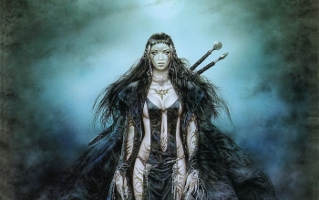 Fantasy - Luis Royo Wallpapers and Backgrounds ID : 74575