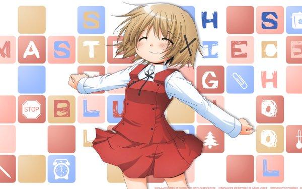 Anime Hidamari Sketch HD Wallpaper | Background Image