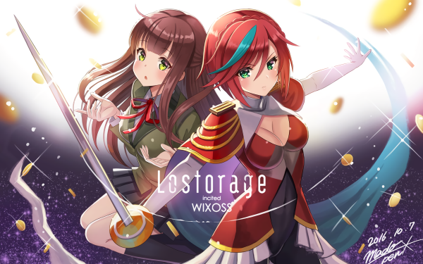 Anime WIXOSS Suzuko Homura Lil HD Wallpaper | Background Image