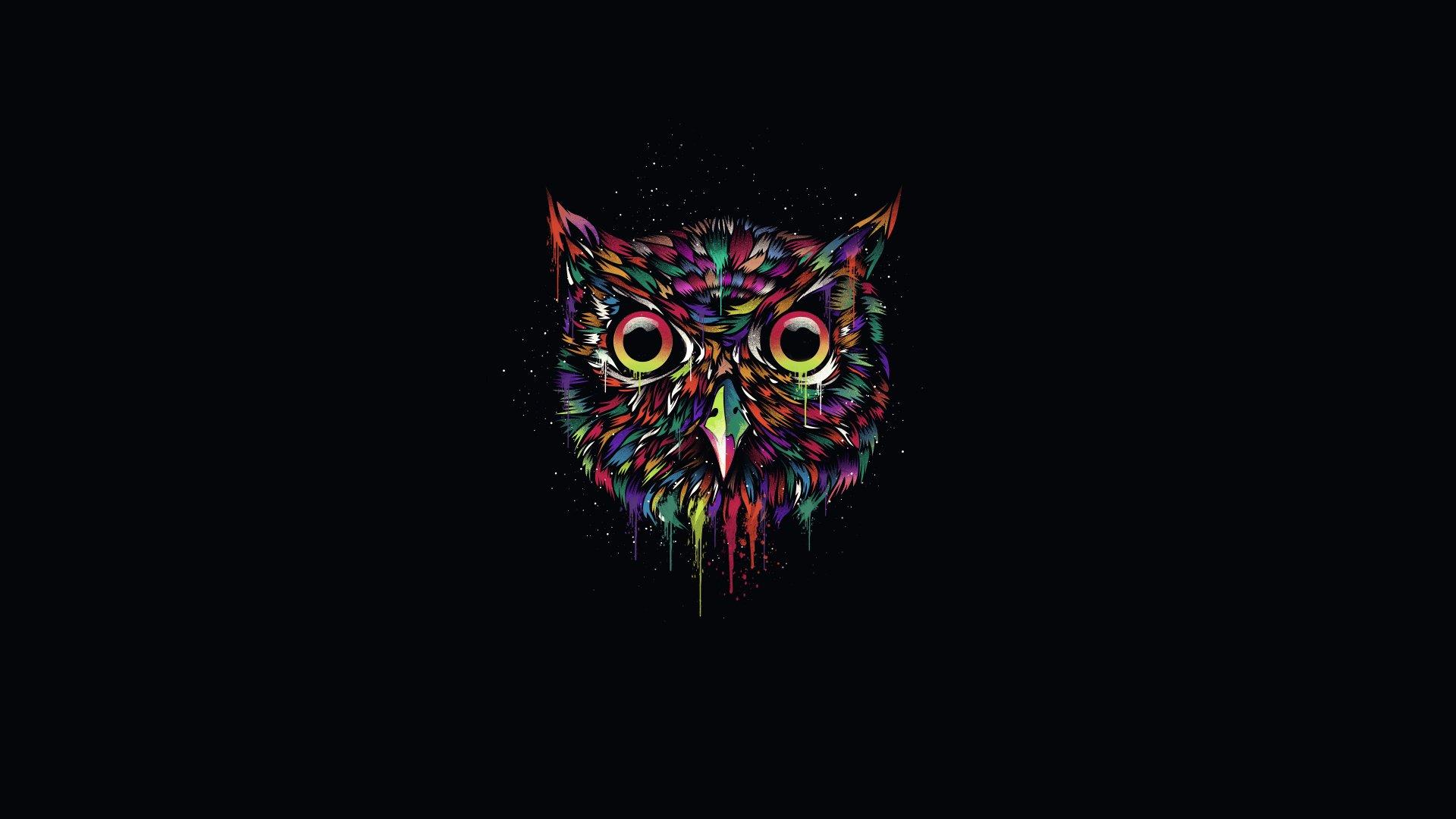 Wallpaper Owl Strix Asus Hd 4k Creative Graphics 10199: 30+ Beautiful Minimalist Desktop Wallpapers