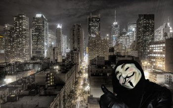 Movie - V For Vendetta Wallpapers and Backgrounds ID : 74685