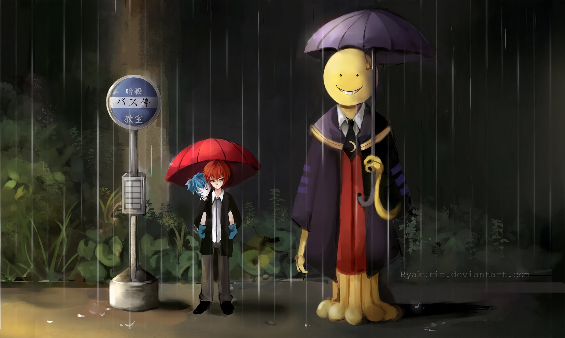 55 Koro Sensei Hd Wallpapers Background Images Wallpaper Abyss