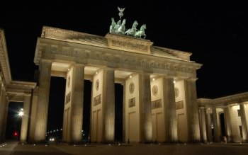 Man Made - Brandenburg Gate Wallpapers and Backgrounds ID : 74817
