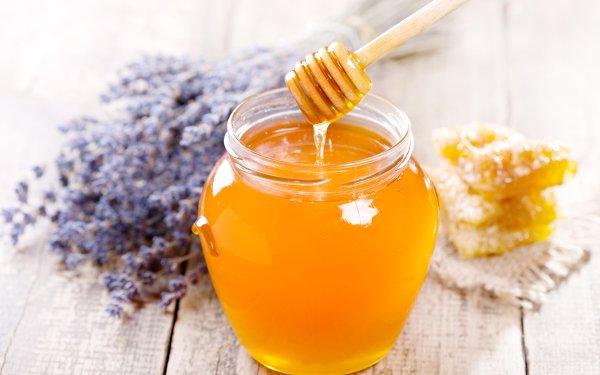 Food Honey Jar HD Wallpaper | Background Image