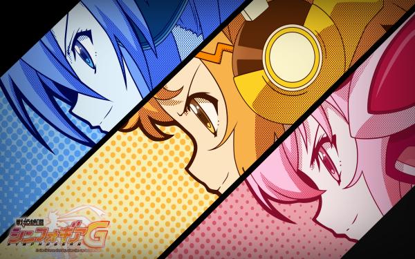 Anime Senki Zesshou Symphogear HD Wallpaper   Background Image