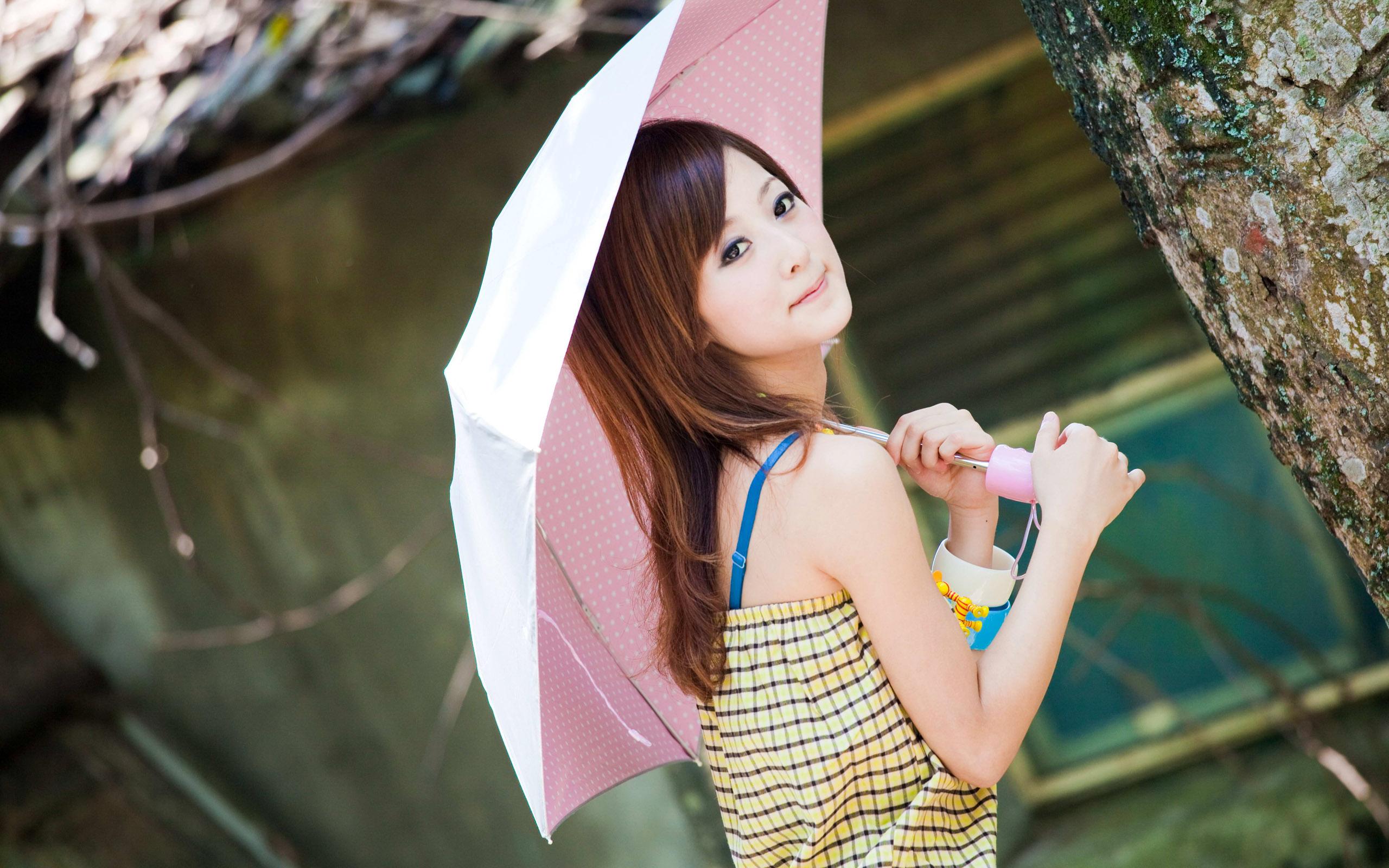 Women - Mikako Zhang Kaijie  Asian Wallpaper