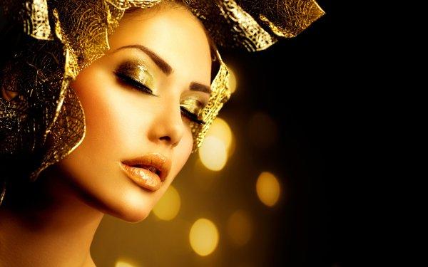 Women Judy Wilkins Models Model Fashion Face HD Wallpaper | Background Image