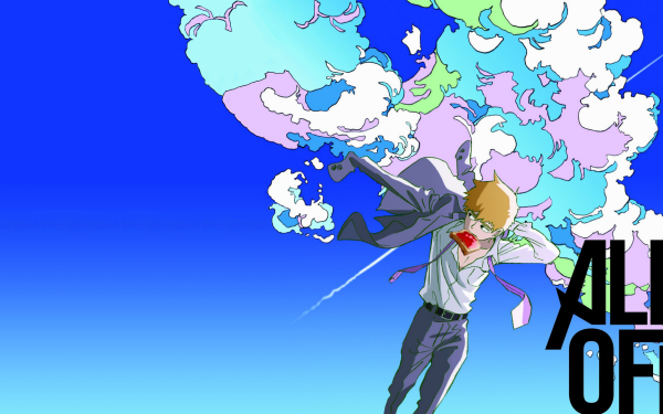 Anime Mob Psycho 100 Arataka Reigen HD Wallpaper | Background Image