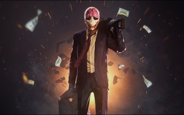 Video Game Payday 2 Payday HD Wallpaper | Background Image
