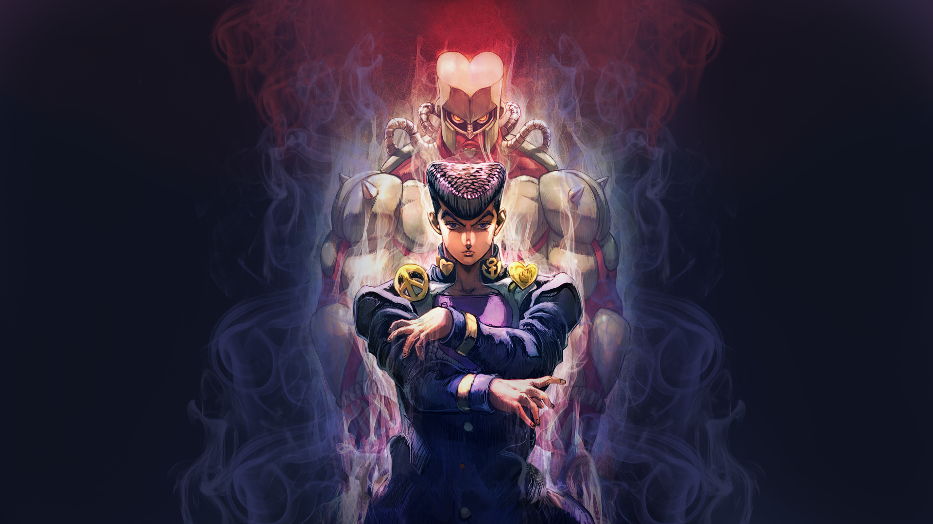 jojo 39 s bizarre adventure computer wallpapers desktop