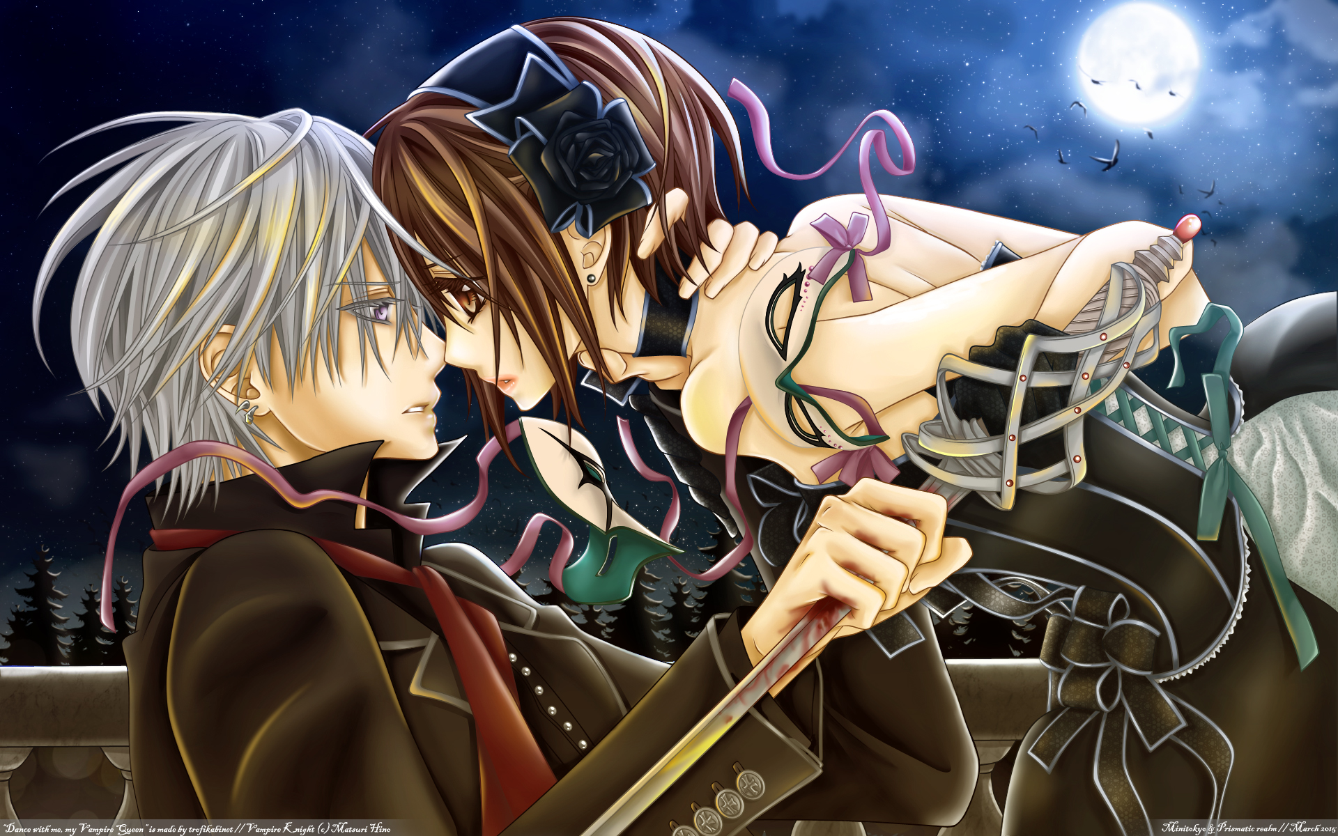 Vampire Knight HD Wallpaper
