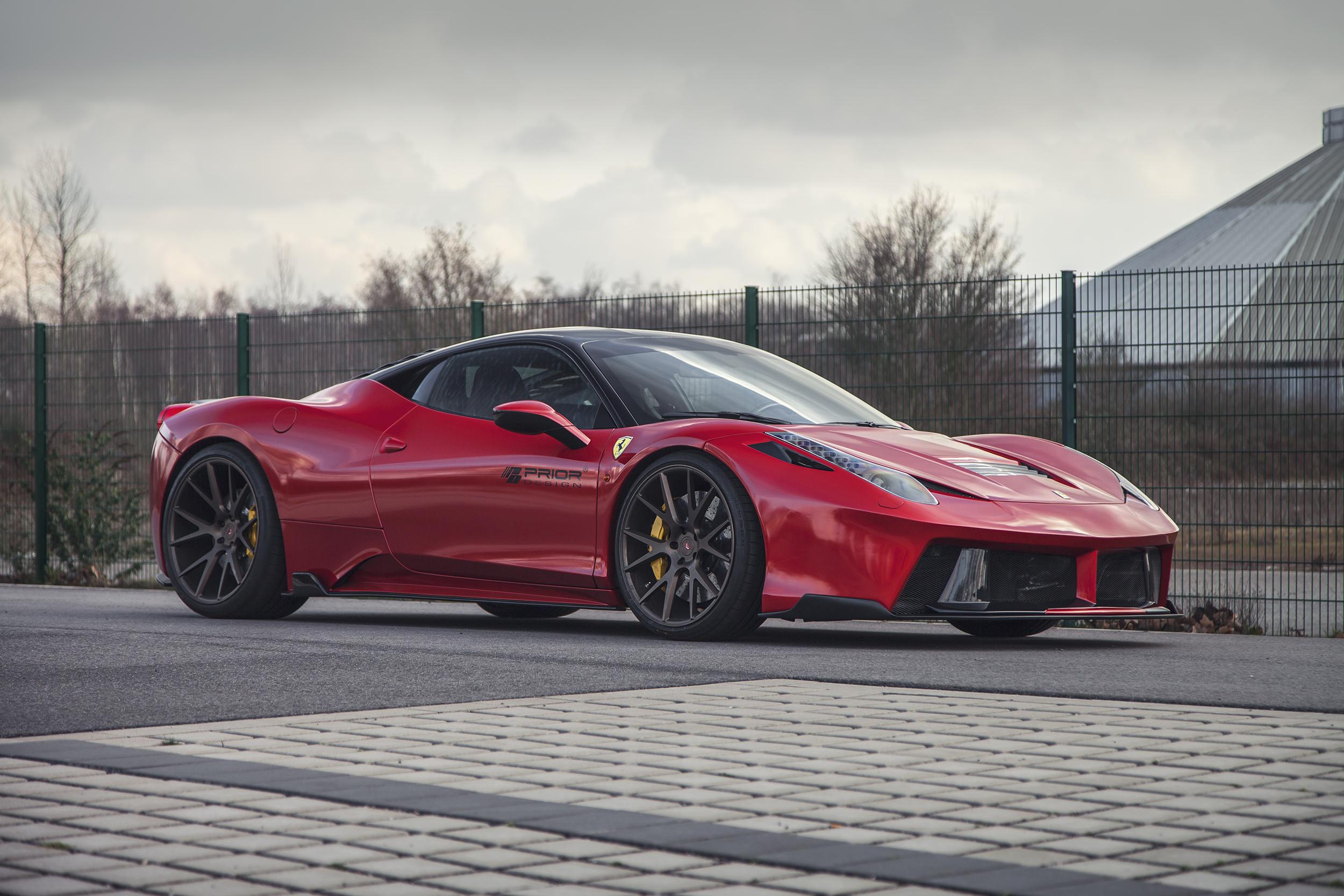 Download 3D Ferrari F458 Wallpaper  Pics