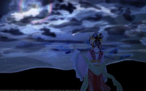 Anime Saiunkoku Monogatari HD Wallpaper | Background Image
