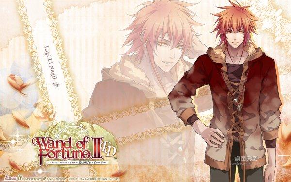 Anime Wand of Fortune Lagi El Nagil Otome Game HD Wallpaper | Background Image