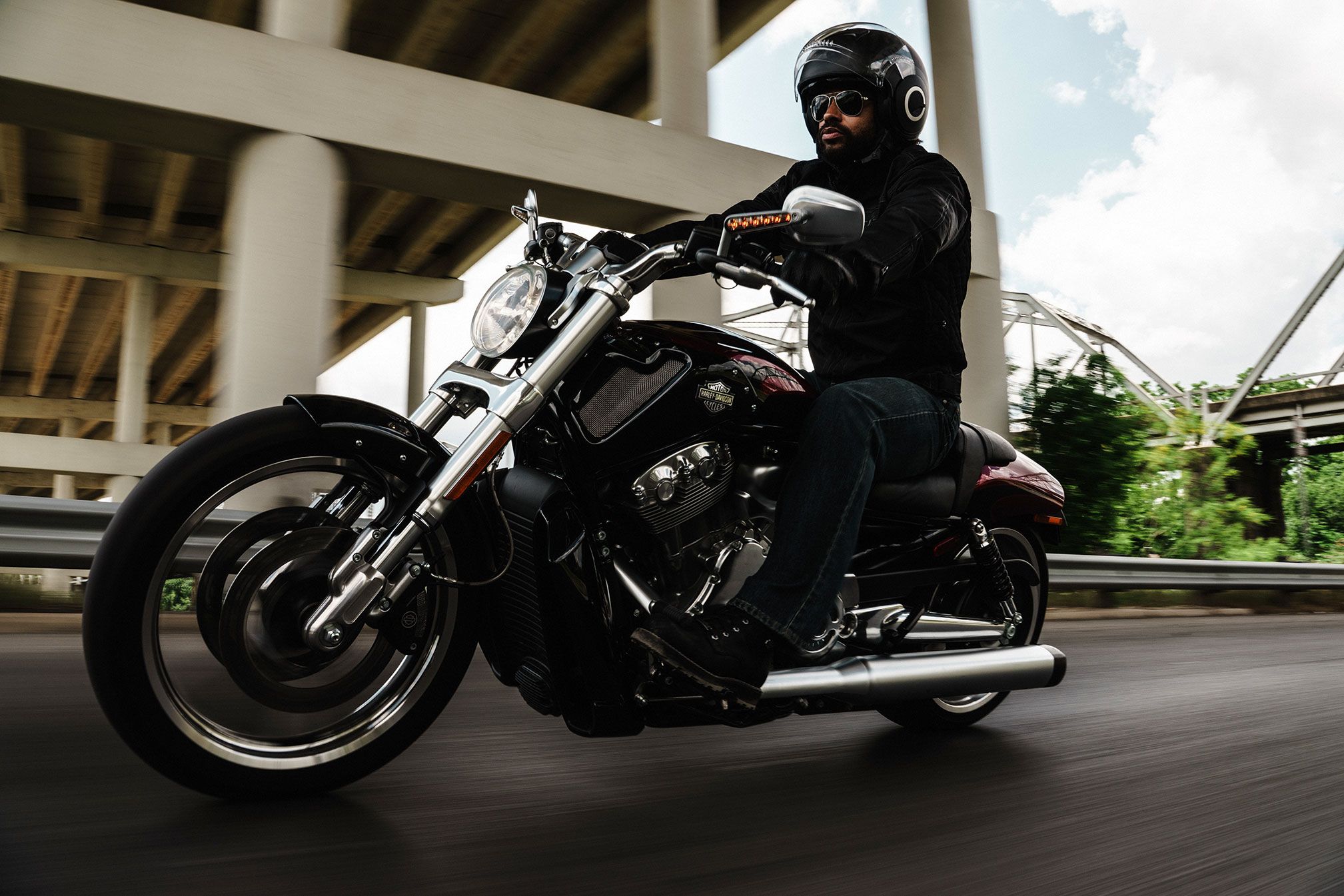 2017 Harley Davidson V Rod Muscle Fondo De Pantalla Hd