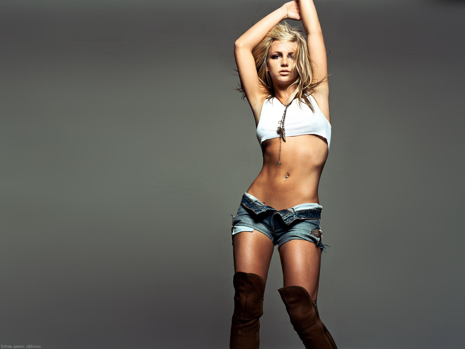 Britney spears screensaver v1.0