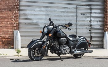 Preview Indian Chief Dark Horse