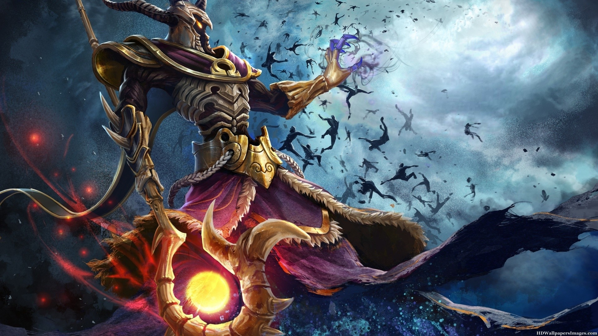 Smite HD Wallpaper | Background Image | 1920x1080 | ID:759115 - Wallpaper Abyss