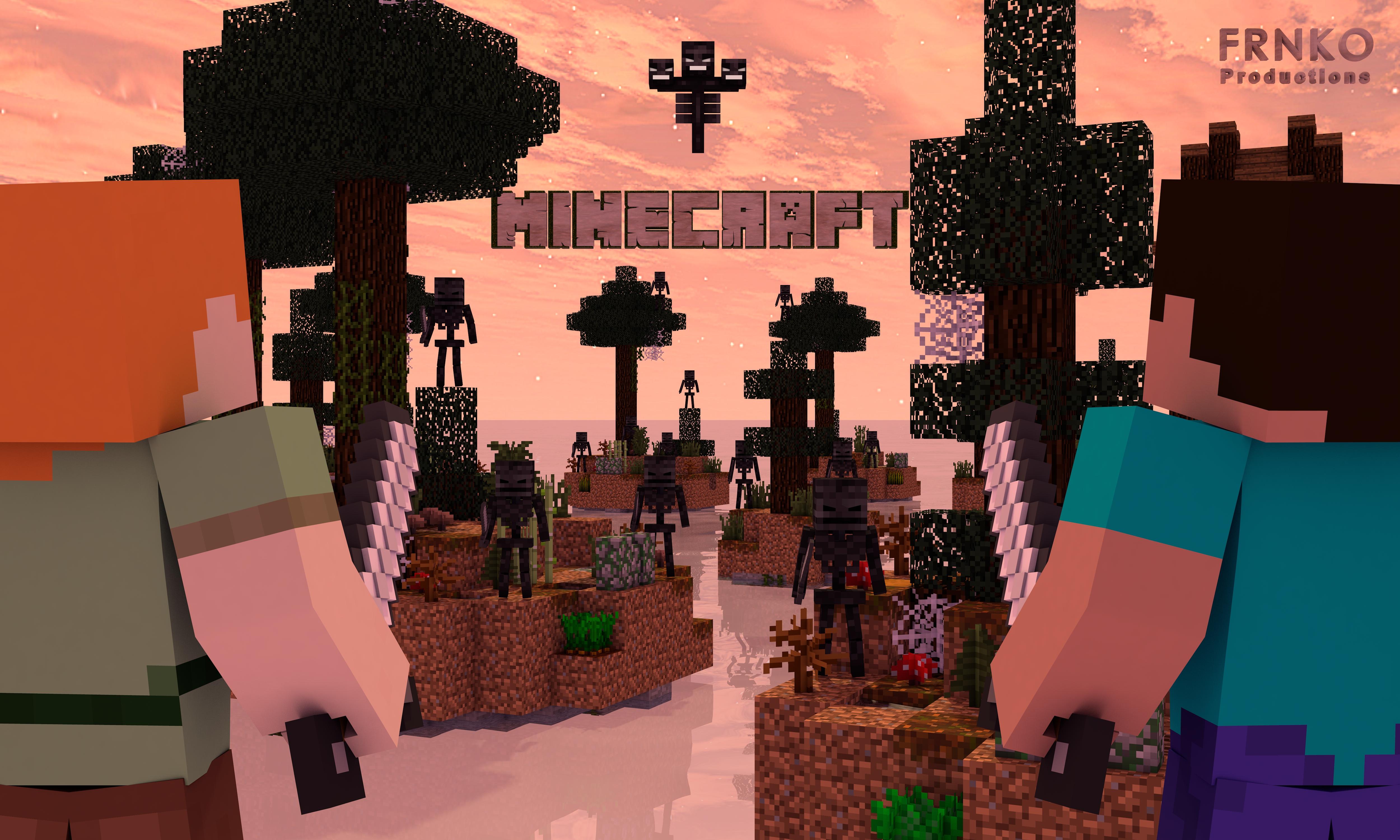 Wonderful Wallpaper Minecraft Action - 760093  Snapshot_303929.jpg