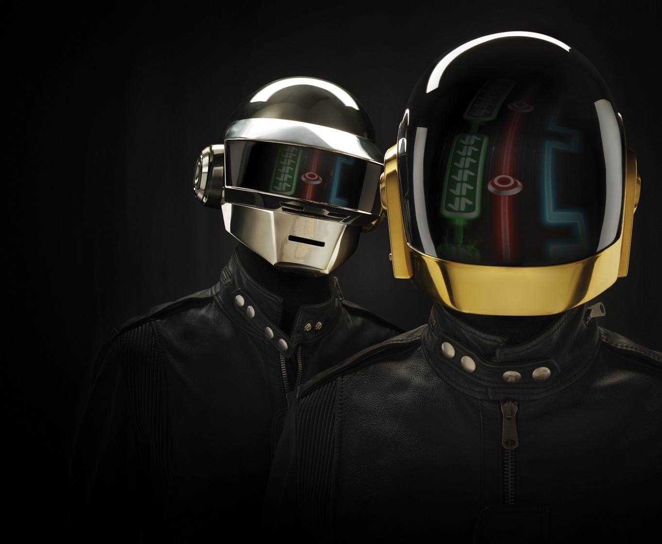 Music - Daft Punk  Dj Hero Wallpaper