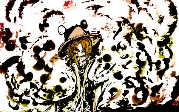 Anime Touhou Suwako Moriya HD Wallpaper   Background Image