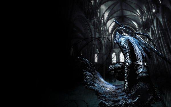 Jeux Vidéo Dark Souls Artorias Sombre Chevalier Gothique Fond d'écran HD | Image