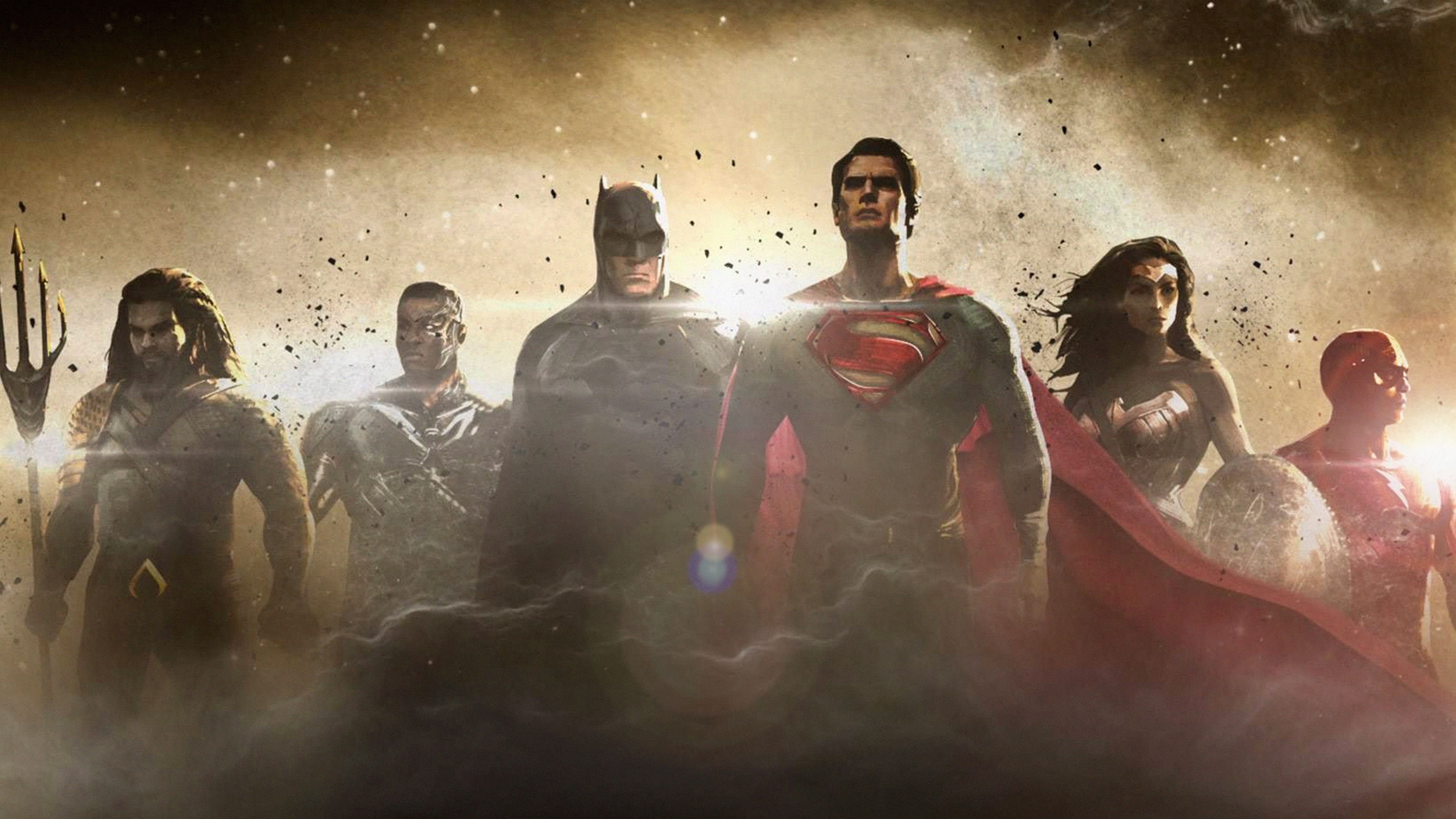 Hd wallpaper justice league - Hd Wallpaper Background Id 763347 3840x2160 Movie Justice League