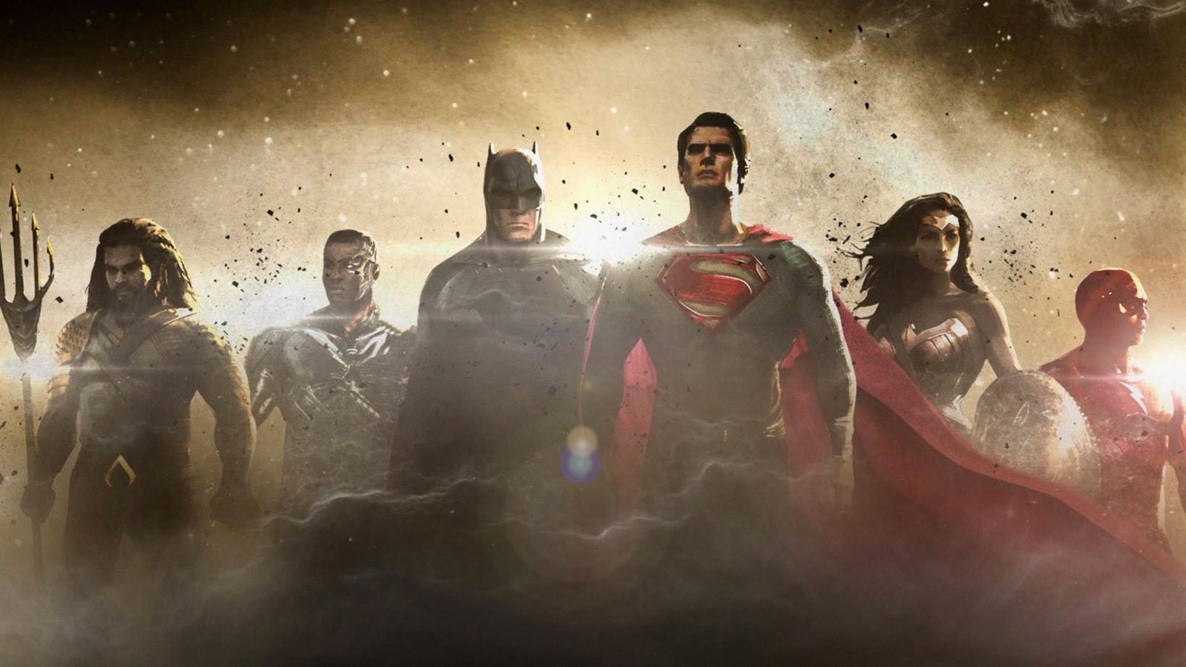 Justice League 2017 Movie 4k Hd Desktop Wallpaper For 4k: Justice League (2017) 4k Ultra HD Wallpaper
