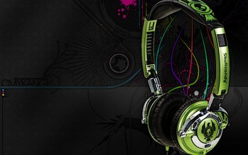 Music - Headphones Wallpapers and Backgrounds ID : 76307