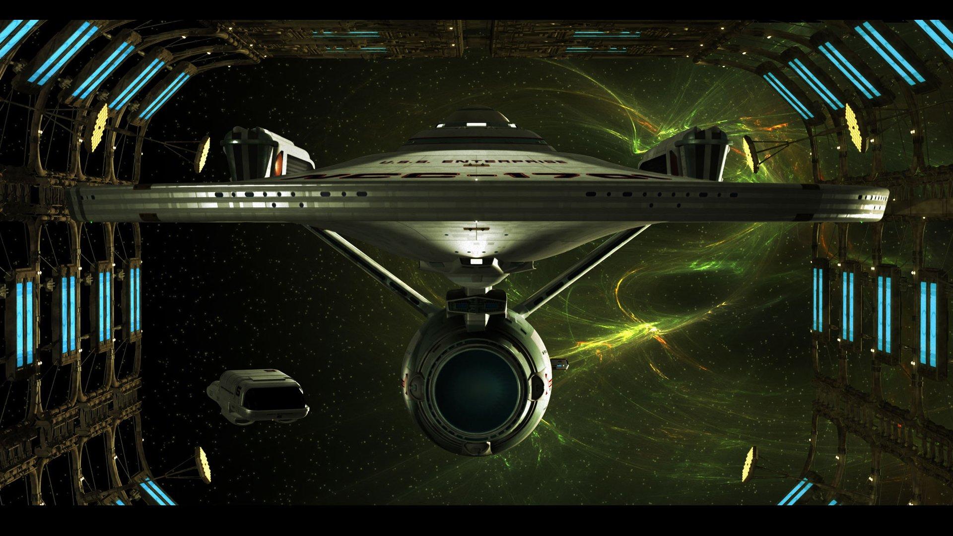 Movie - Star Trek  Drydock Wallpaper