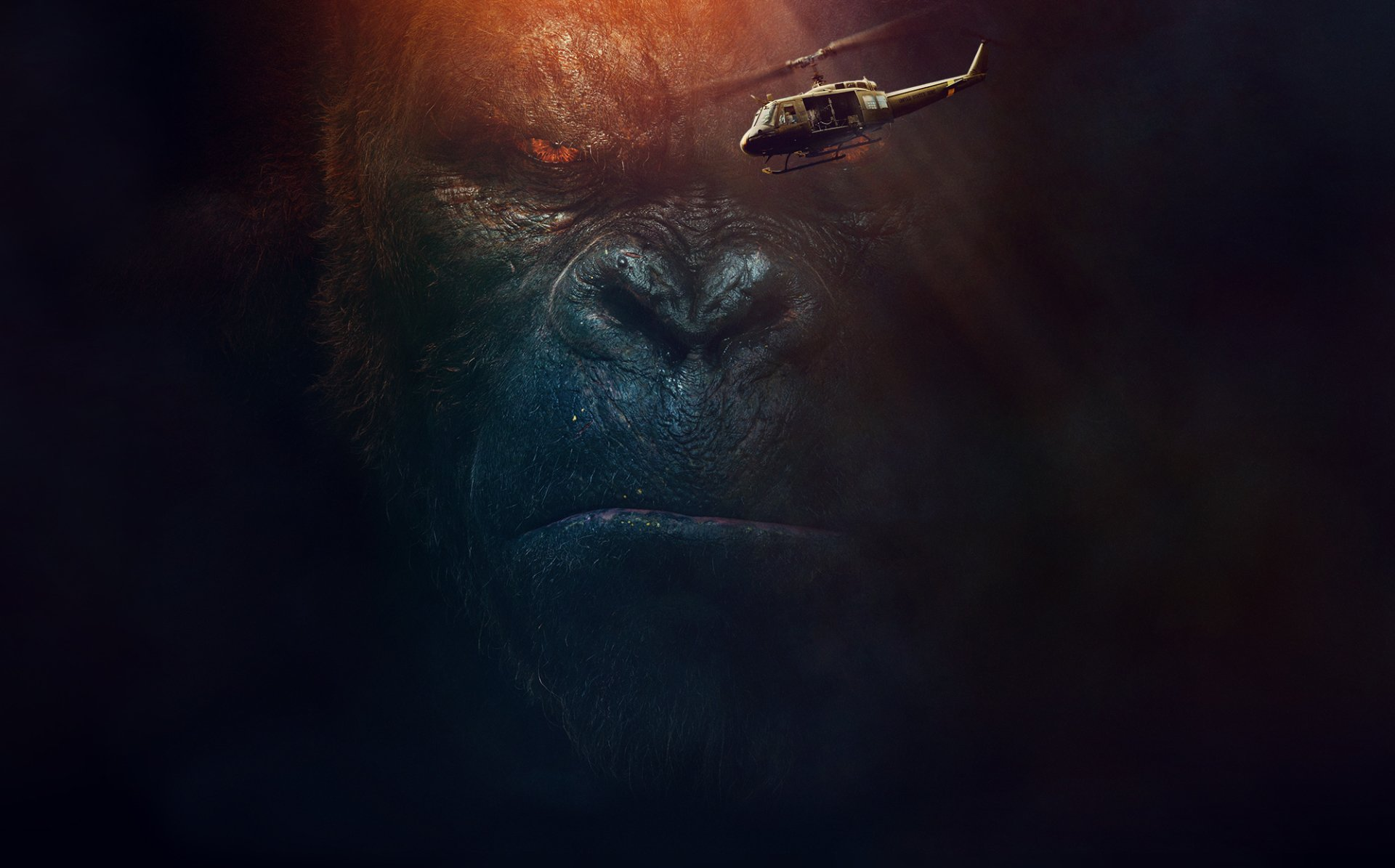 48 Kong Skull Island Hd Wallpapers Background Images