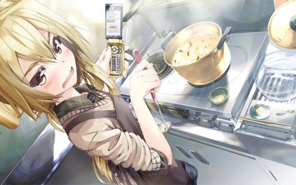 Anime Vocaloid Akita Neru HD Wallpaper   Background Image