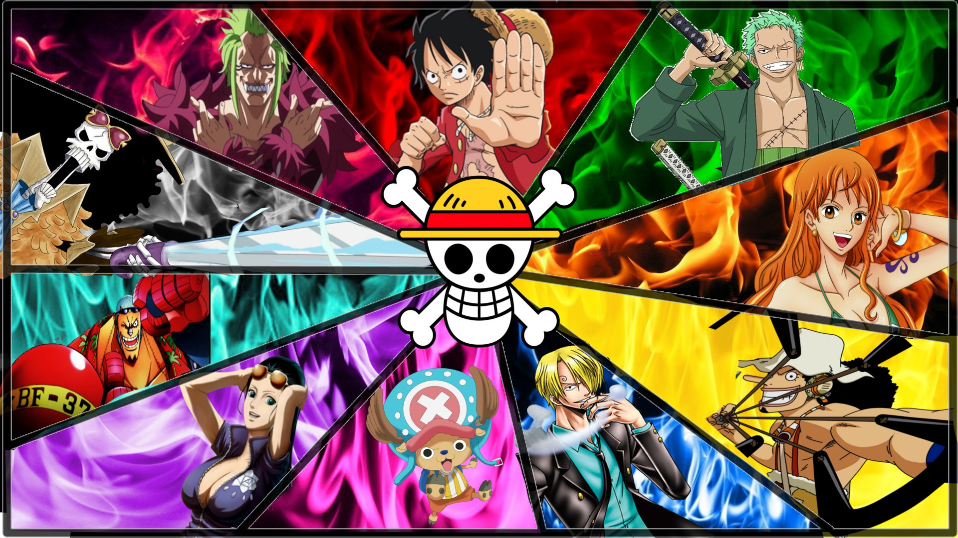 One piece hd wallpaper background image 1920x1080 id 769825 wallpaper abyss - One piece wallpaper hd ...