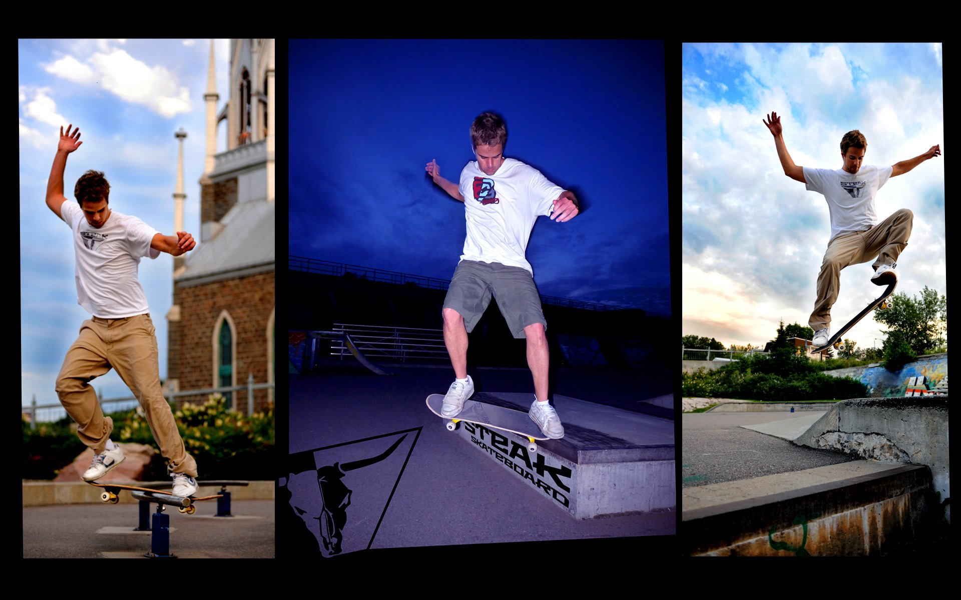 Deporte - Skate  Skateboard Fondo de Pantalla