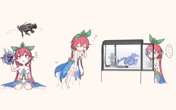 Anime Granblue Fantasy HD Wallpaper | Background Image